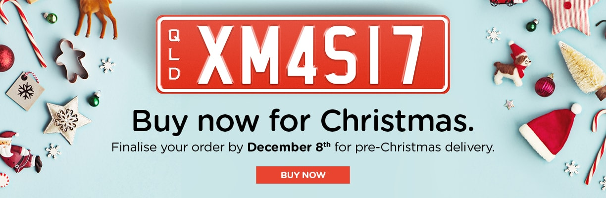 Finalise your order by December 8th for pre-Christmas delivery!