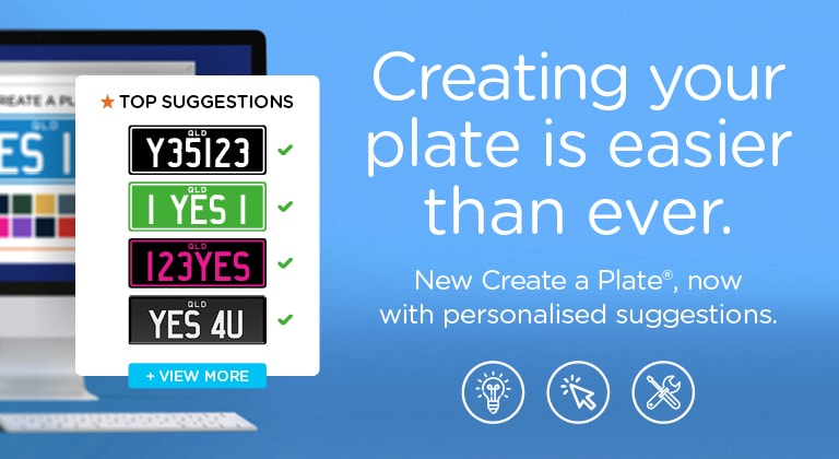 New Create a Plate with personalised suggestions