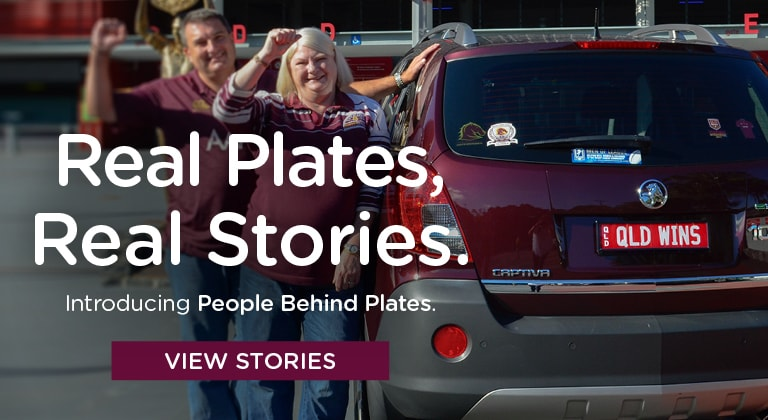 Real Plates, Real Stories. Introducing People Behind Plates.