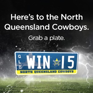 Here's to the North Queensland Cowboys!