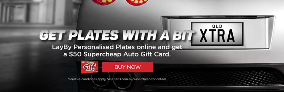 Get Plates with a bit Extra!